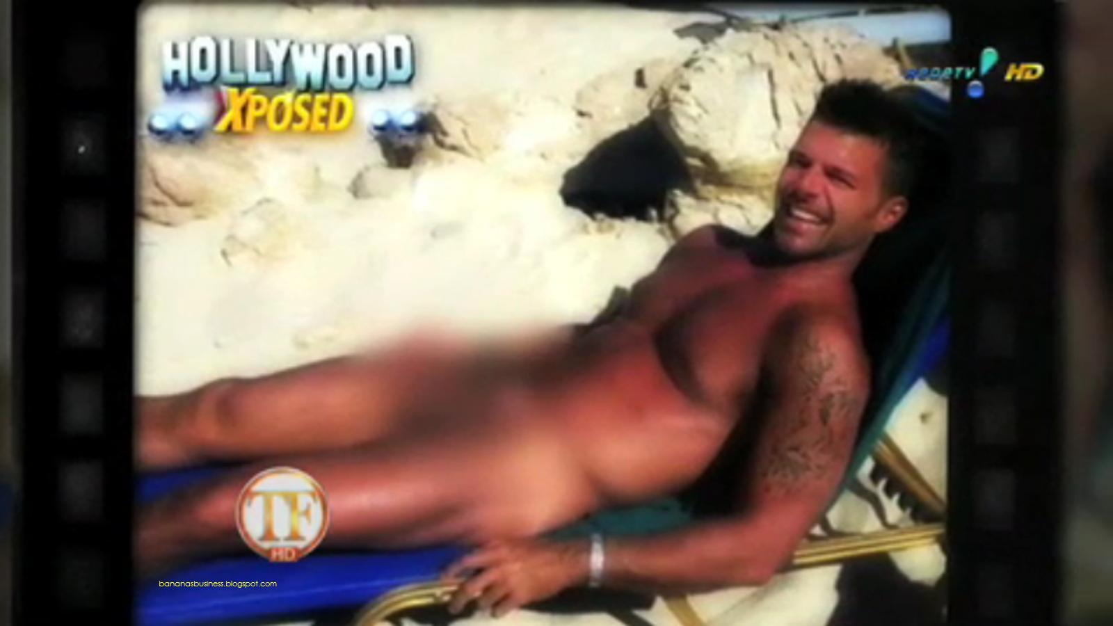 Ricky martin nude penis business your